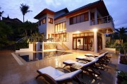 Patong Beach 5 Bedroom Luxury Sea View Villa